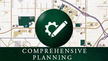 Comprehensive Planning Graphic Link Icon