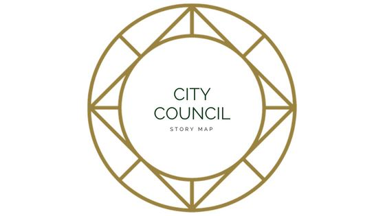 City Council Story Map