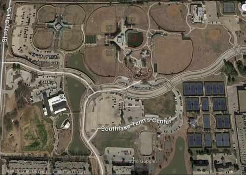 08 Bicentennial Park Conceptual Master Plan Circles 201510281502406707 B Aerial View Outlined Tennis Center1