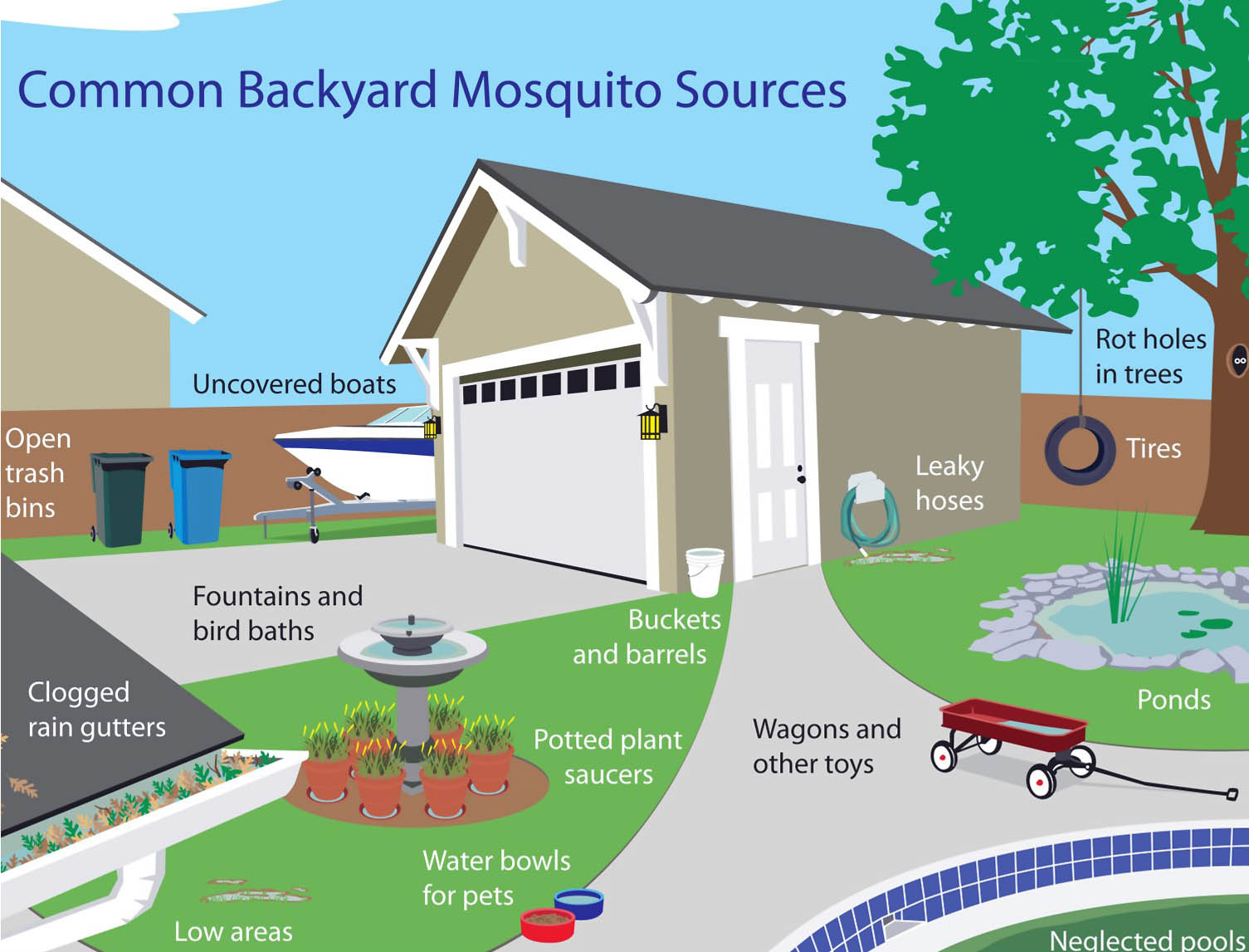 Weatherford Tx Official Website Mosquito Surveillance